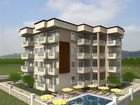 Oba Life Apartment Alanya