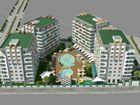 Emerald Park Apartments in Alanya