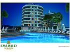 Emerald Tower Apartment Avsallar Alanya