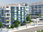 Lory Queen Residence apartments for Sale in Alanya